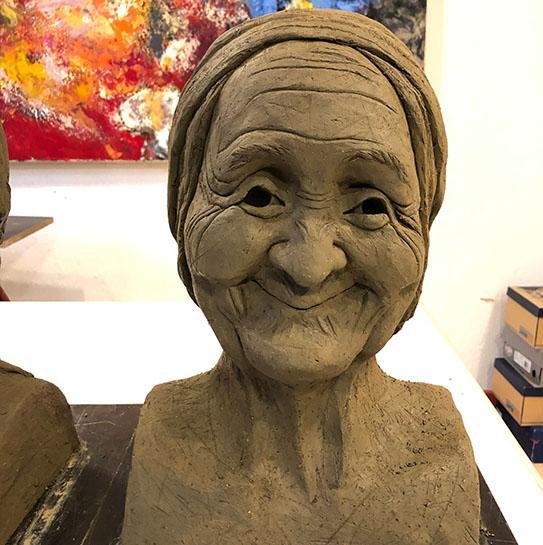 Skulpturen - Ebba van Hoorn